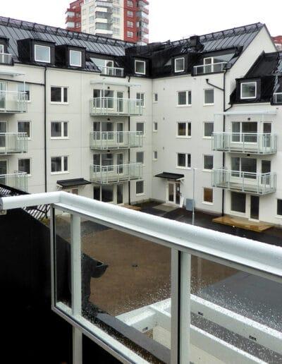 Brf Brandholmen, Nyköping